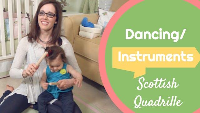 Scottish Quadrille- Dancing or Instru...