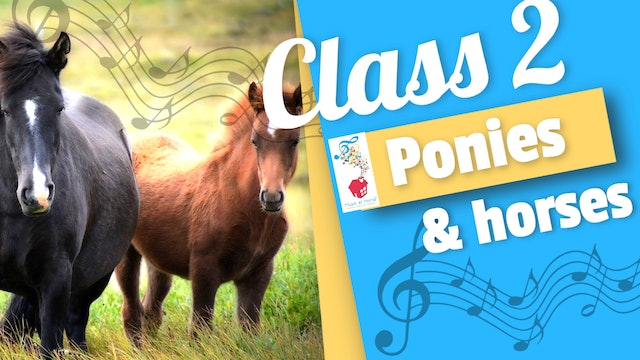 Family Music For Babies 2: Ponies and Horses