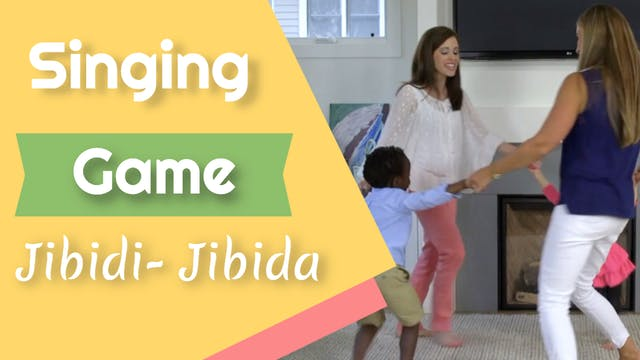 Jibidi- Jibida- Singing Game