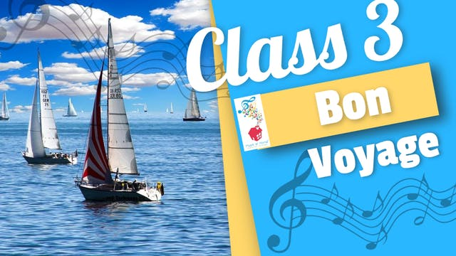 Family Music for Babies 3: Bon Voyage