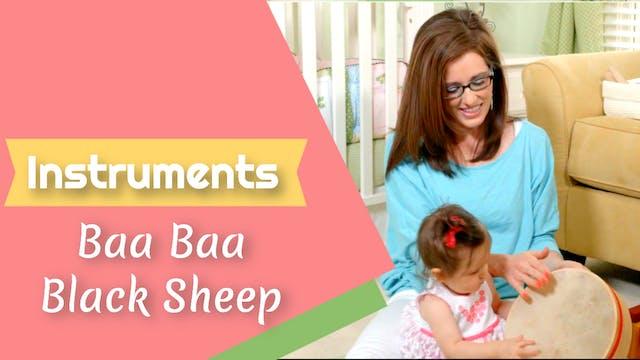 Baa Baa Black Sheep- Instruments