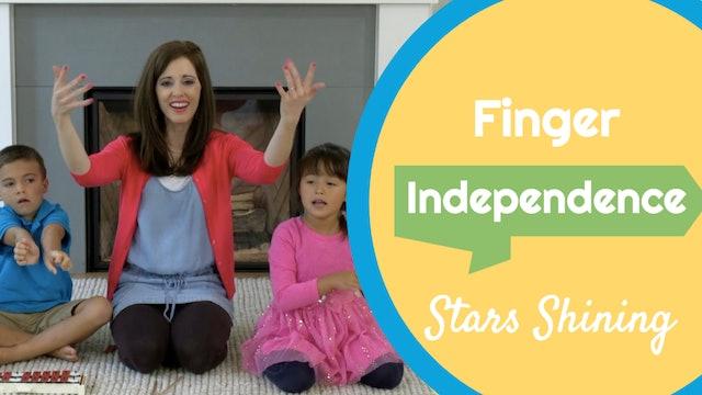 Stars Shining- Finger Independence
