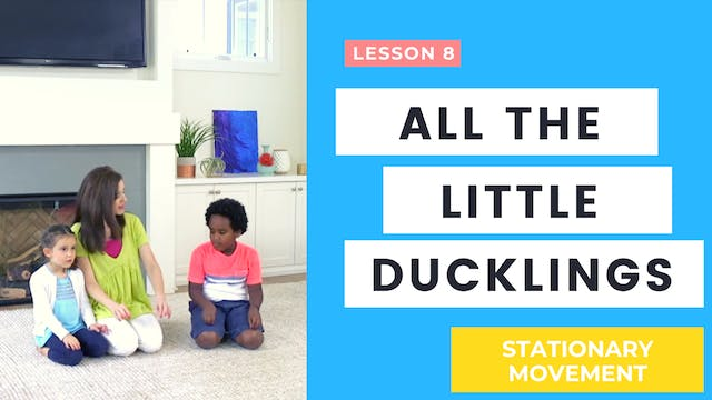 All the Little Ducklings- Stationary ...