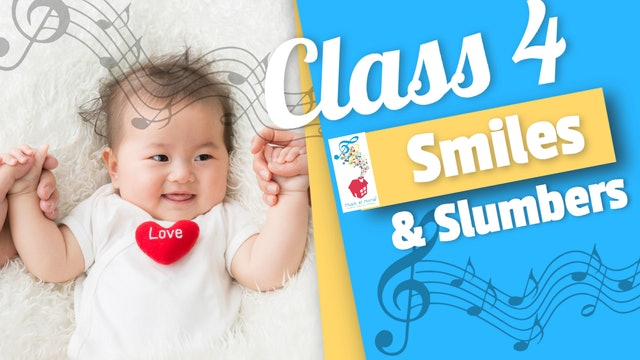 Family Music for Babies 4: Smiles and Slumbers