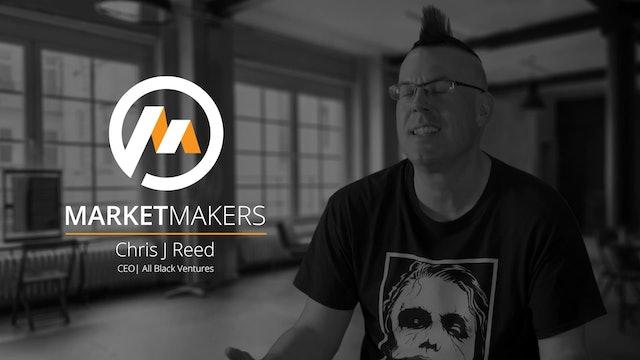 Market Makers - Black Marketing - Chris J Reed - Personal Branding