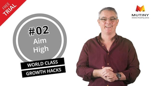 The Formula for Success - Aim High