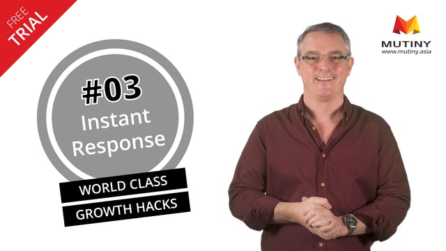 The Formula for Success - Instant Response
