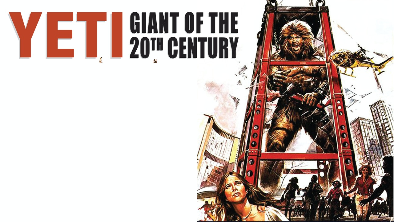 Yeti: The 20th Century Giant