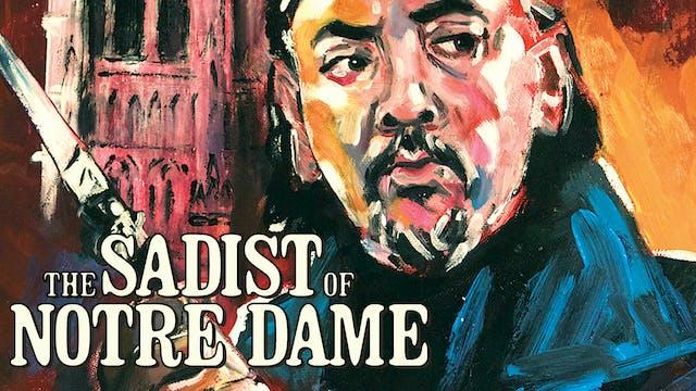 Sadist of Notre Dame