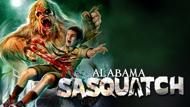 Alabama Sasquatch