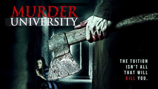 Murder University
