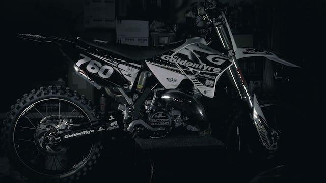 Bike Build: Tyler Wozney's Suzuki RM125