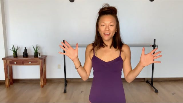 Barre (Lower Body) with Denise | 25 m...