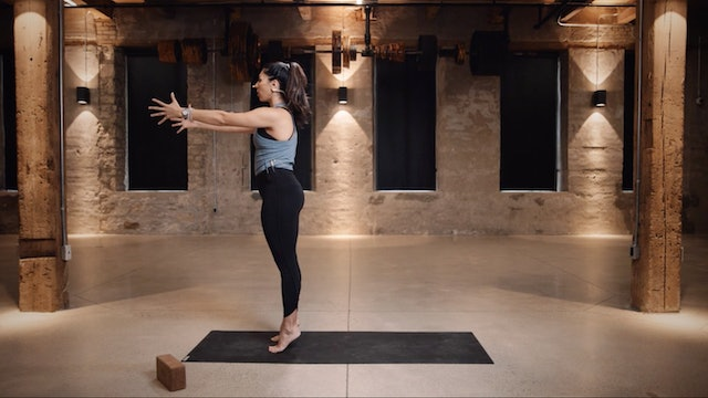 Modo for Dancers with Paria | 50 minutes