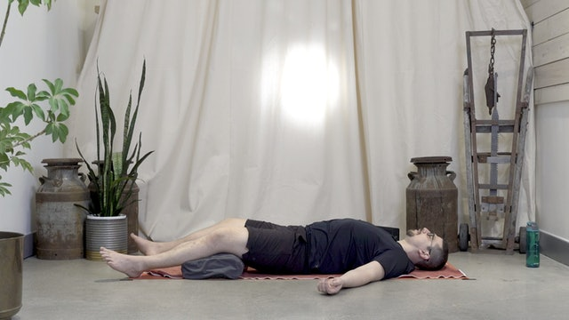 Restorative with Sean | 40 minutes