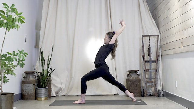 Power Flow with Jessica   40 minutes