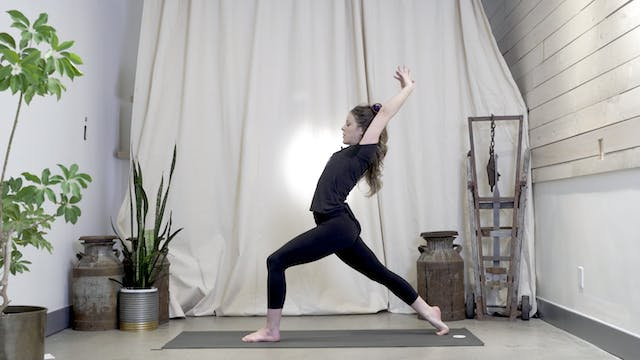 Power Flow with Jessica | 40 minutes