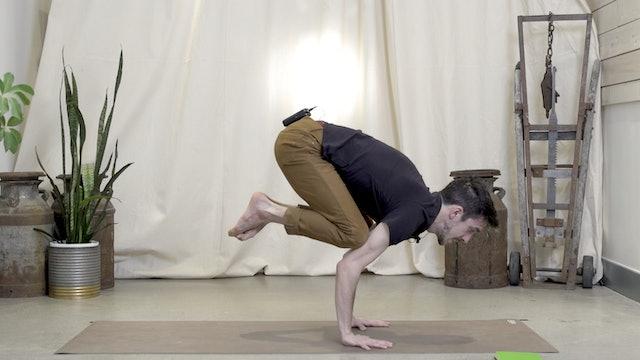 Arm Balances Part 1 with Matt   15 minutes