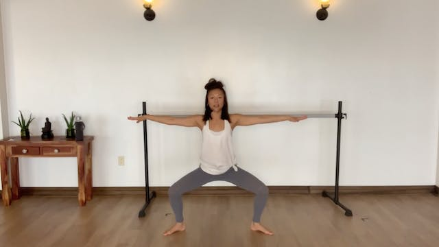 Barre (Upper Body) with Denise | 20 m...