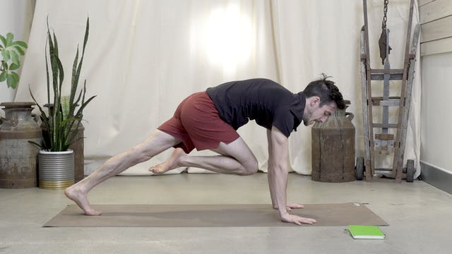 Arm Balance Strength with Matt   15 m...