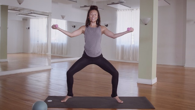 Barre with Denise | 40 minutes