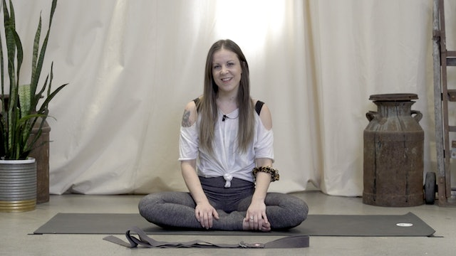 Slow Flow with Jessica | 30 minutes