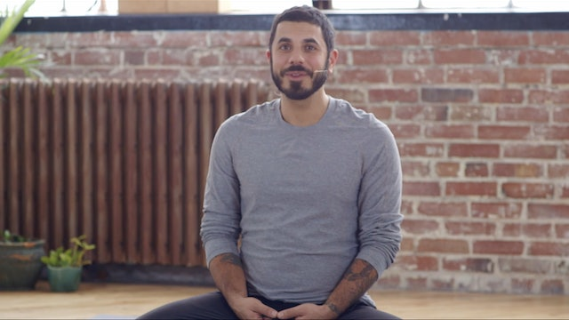 Meditation with Karl (FRENCH) | 5 minutes