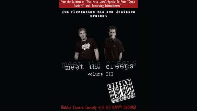 Meet the Creeps Volume III