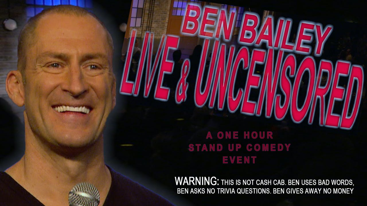 Ben Bailey Value Pack
