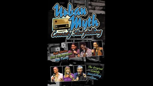 Urban Myth: Comedy Storytelling
