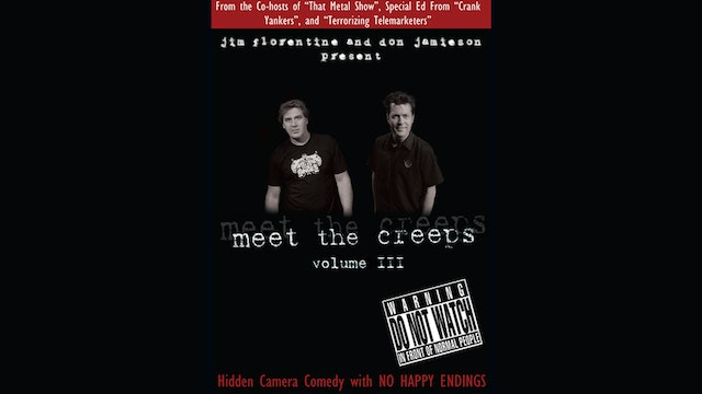 Meet The Creeps Volume 3