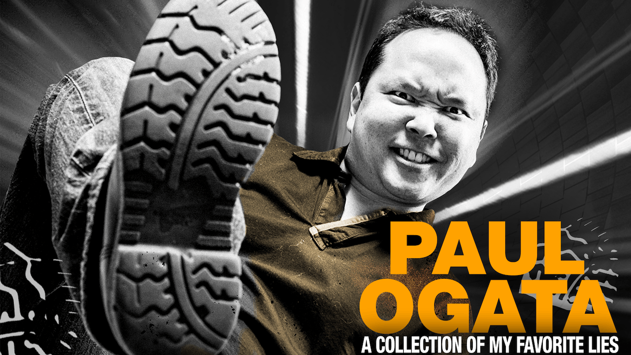 Paul Ogata: A Collection Of My Favorite Lies