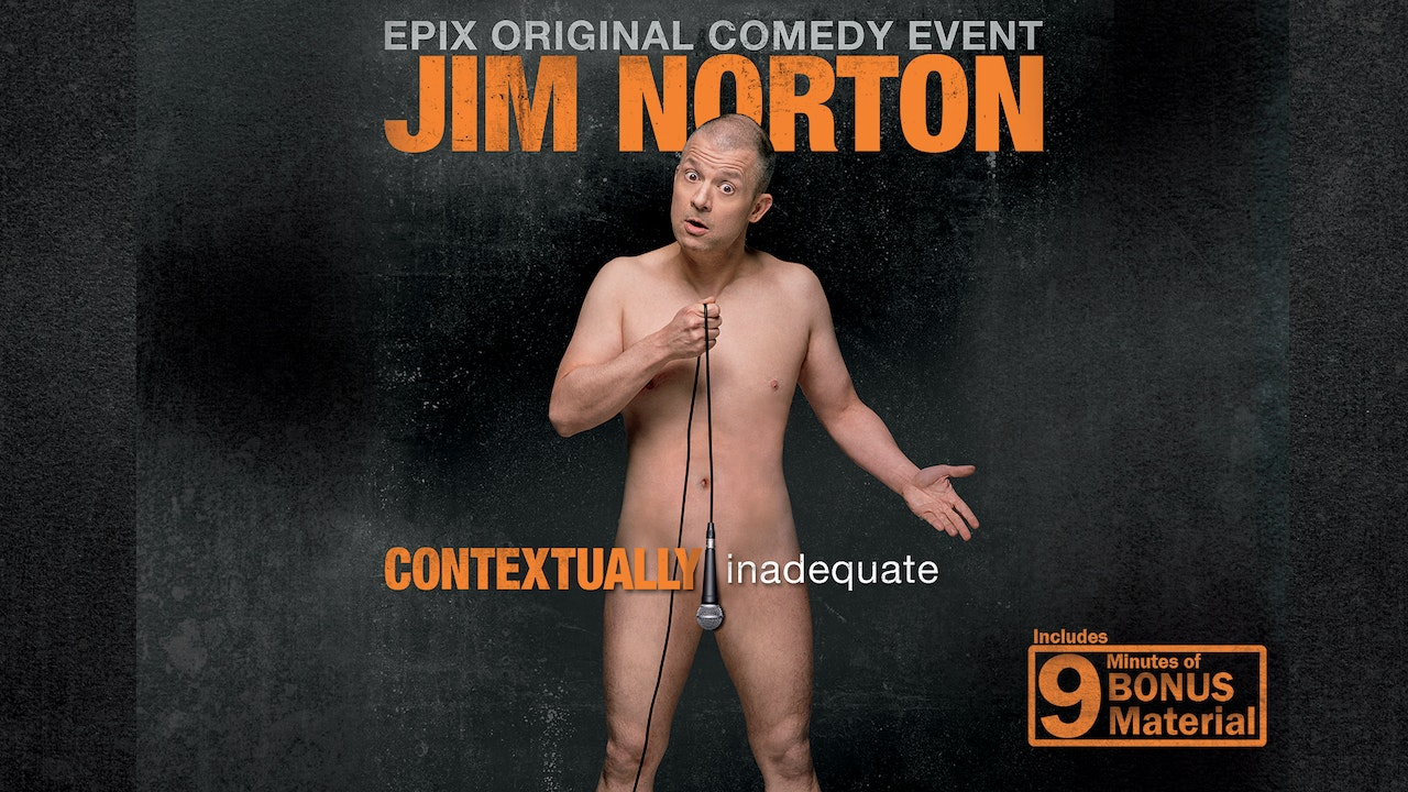Contextually Inadequate by Jim Norton with 22 minutes of bonus material