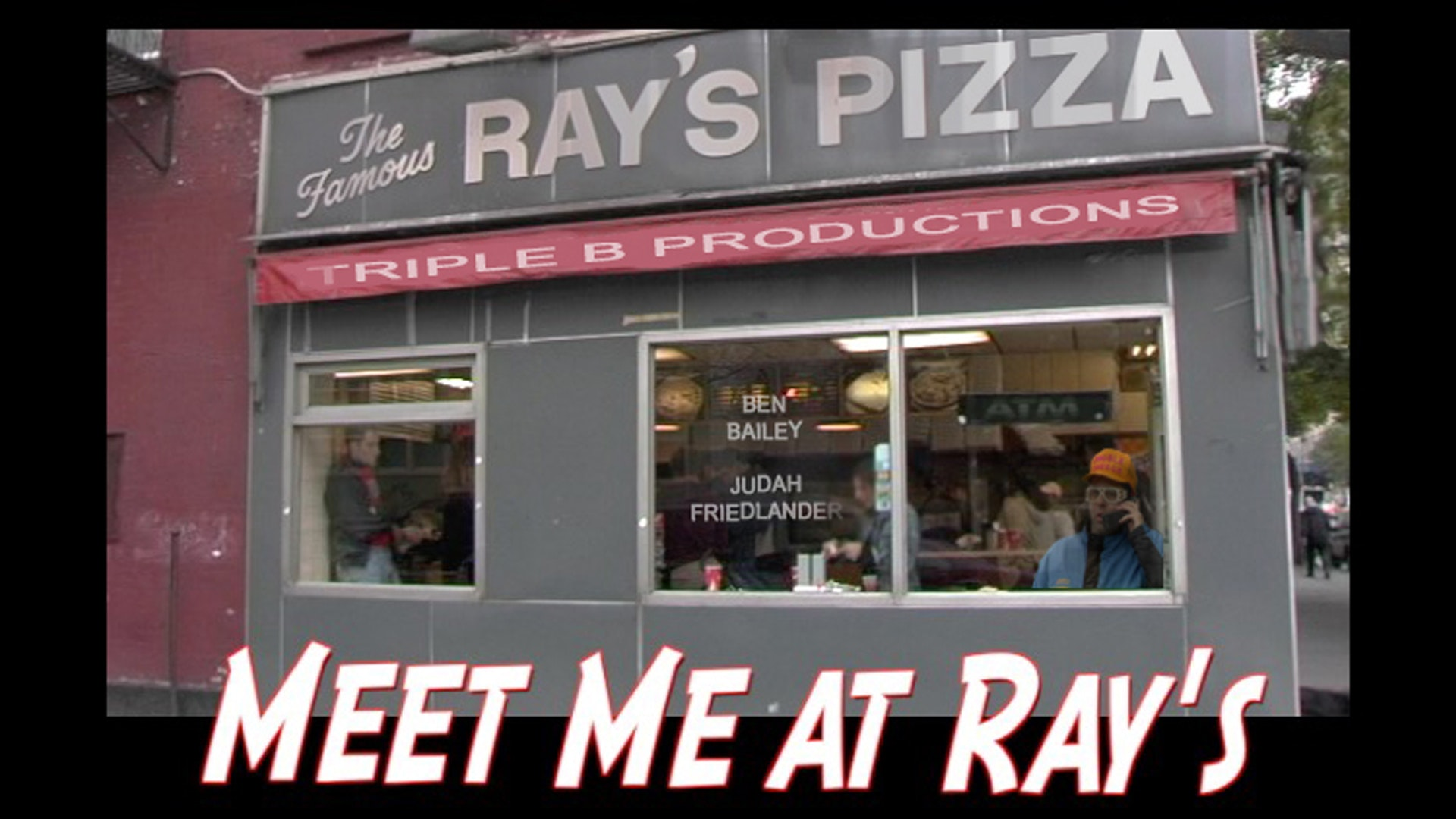 Meet Me At Ray's