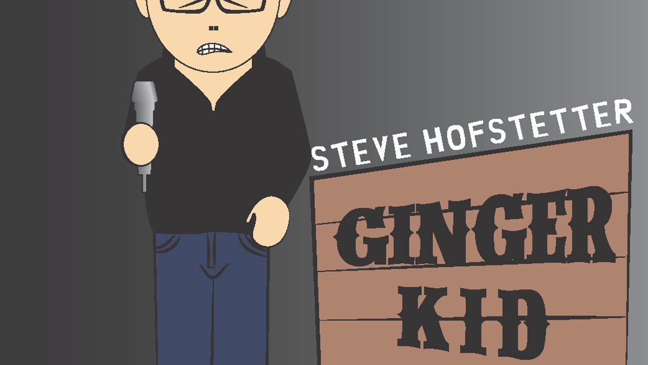 Ginger Kid by Steve Hofstetter