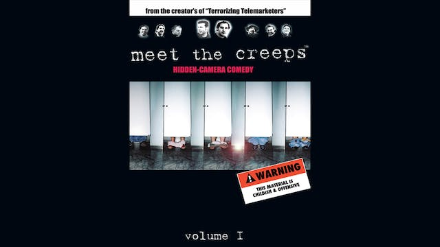 Meet the Creeps Volume 1