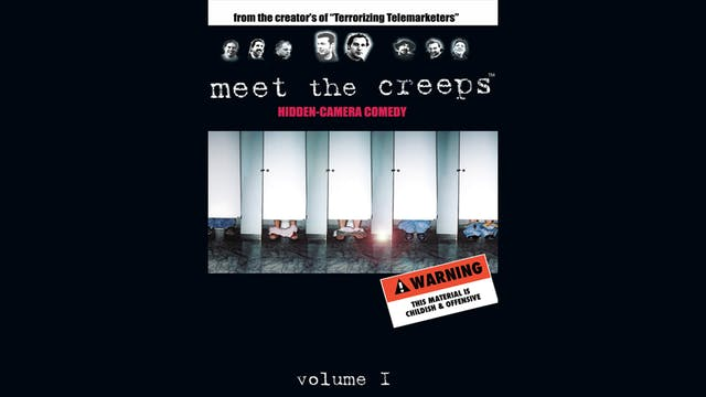 Meet the Creeps Volume I