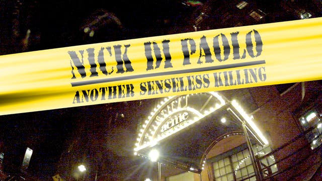 Another Senseless Killing - Nick Di Paolo