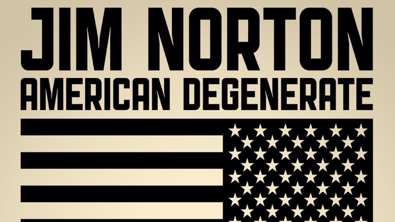 American Degenerate with Bonus Material