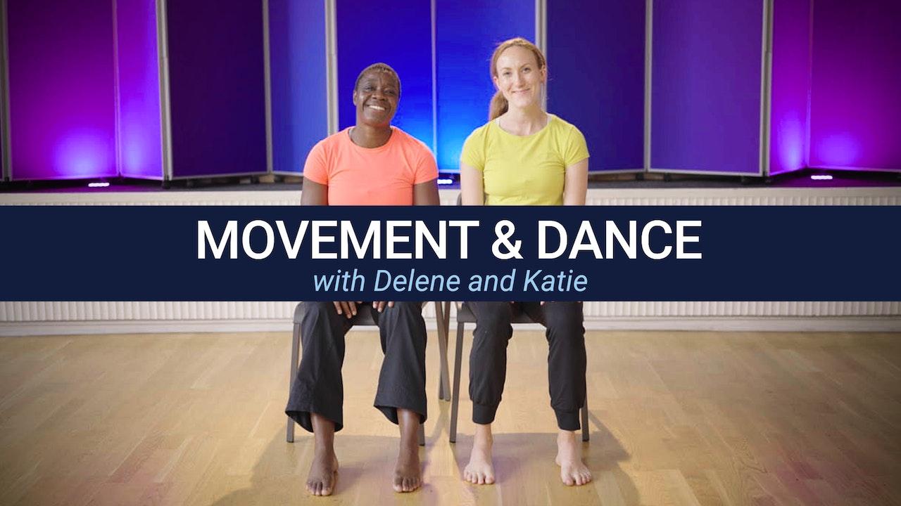 Movement & Dance Individual Exercises