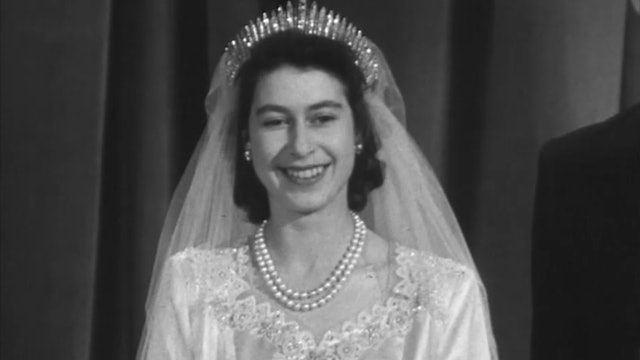 Royal Weddings of the 20th Century