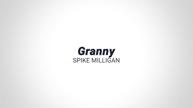 Granny - Spike Milligan