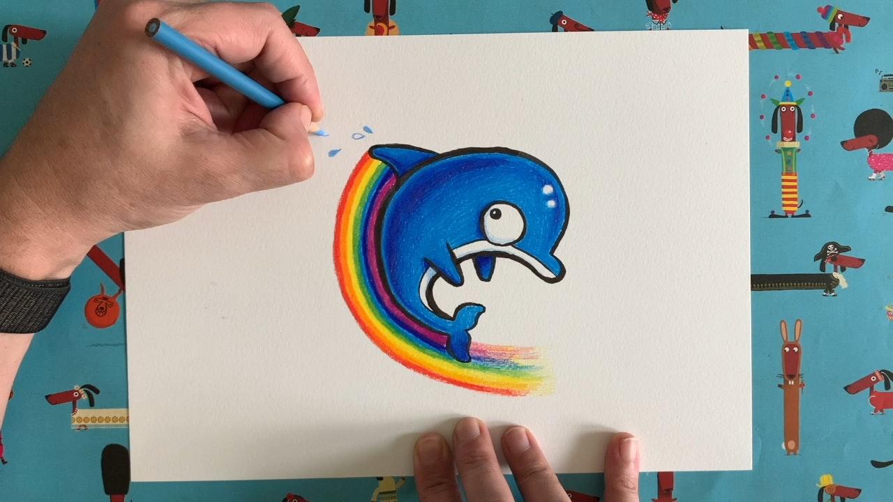 Draw with Rob Biddulph