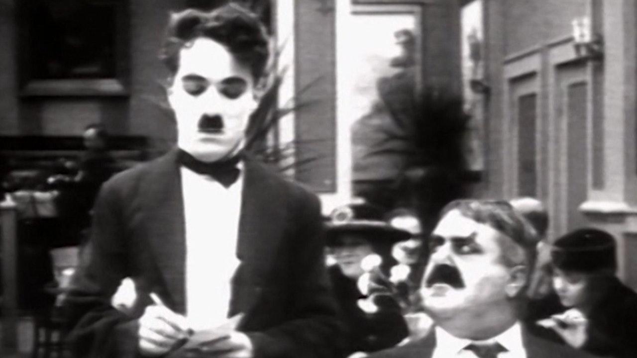 Pop Retro - Silent Film Comedy