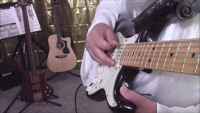 Beginner Guitar, Lesson 3 - Using A Pick Properly (COMMAND AND CONTROL)