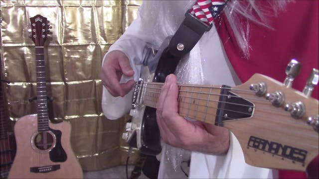 Intermediate Guitar, Lesson 4 - Advan...