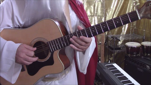 Beginner Guitar, Lesson 6 - Basic Maj...