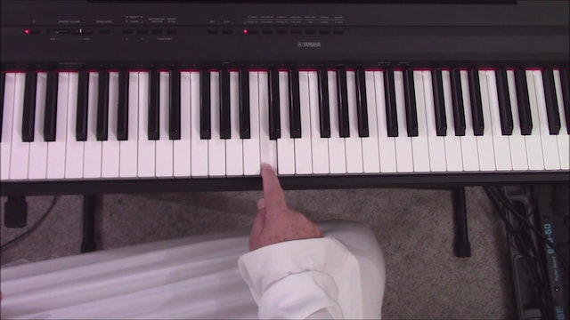 Music Theory On Piano - Part 01