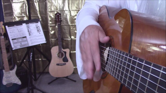 Beginner Guitar, Lesson 2 - Strumming...