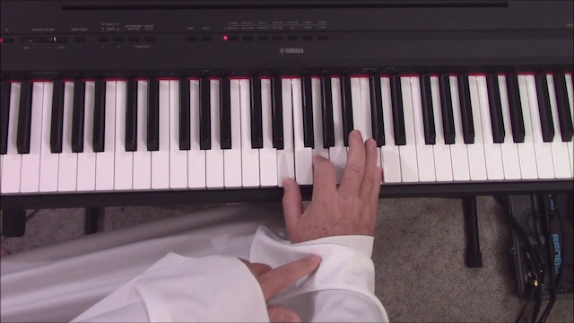 Piano, Lesson 5 - Chord Inversions (Root, 1st Inversion, 2nd Inversion)